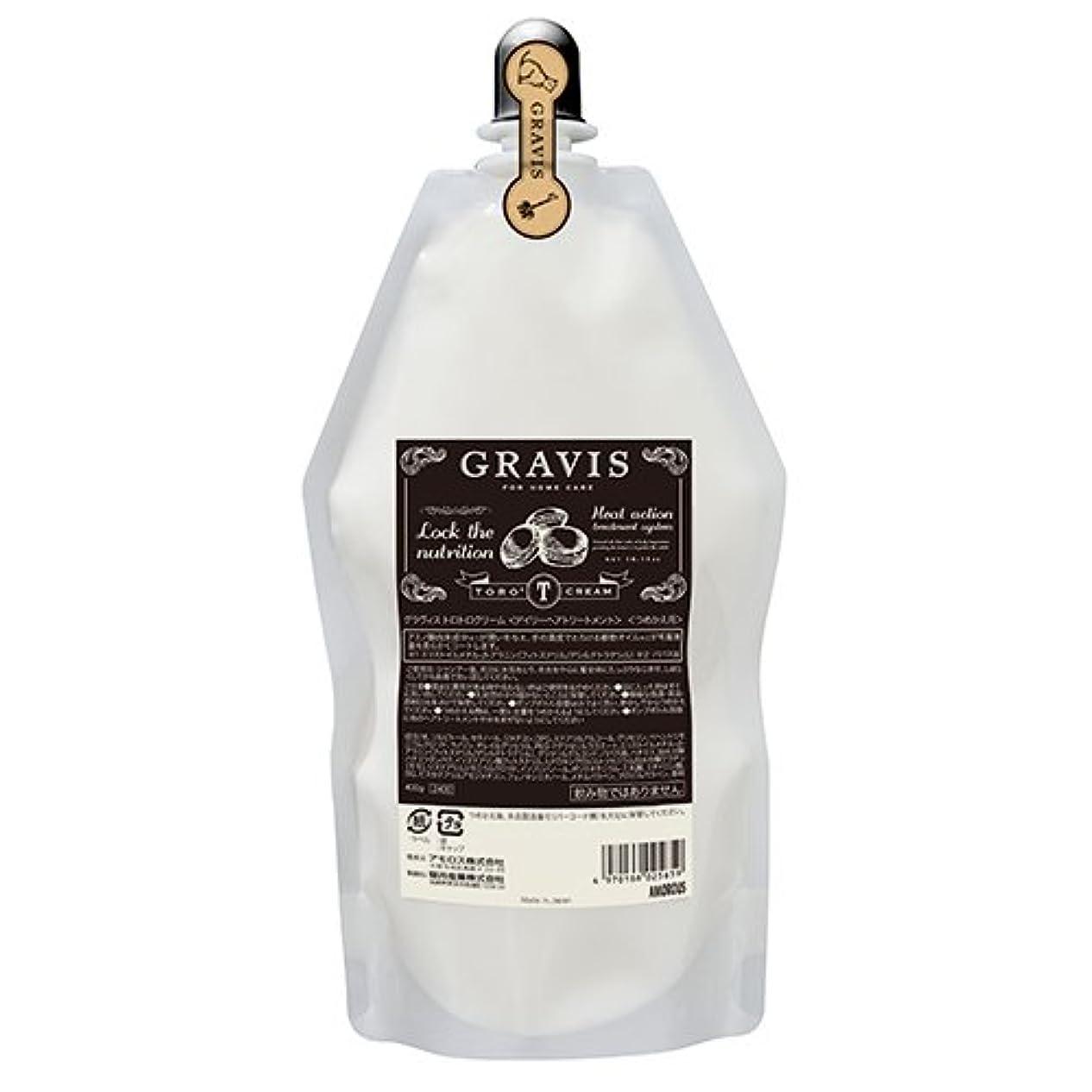 喉が渇いた後方法令アモロス グラヴィス トロトロクリーム 400g レフィル