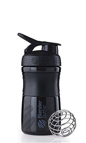 Blender Bottle(ブレンダーボトル) 【日本正規品】Blender Bottle SportsMixer 20オンス(600ml) BBSM20 BKBK