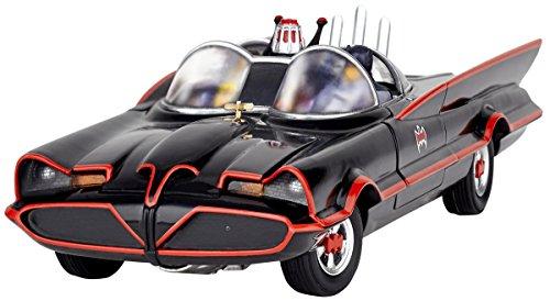 figure complex ムービー・リボ Batmobile1966 バットマンカー(バットモービル1966) 約150mm ABS&PVC製 塗装済みアクションフィギュア リボルテックの詳細を見る