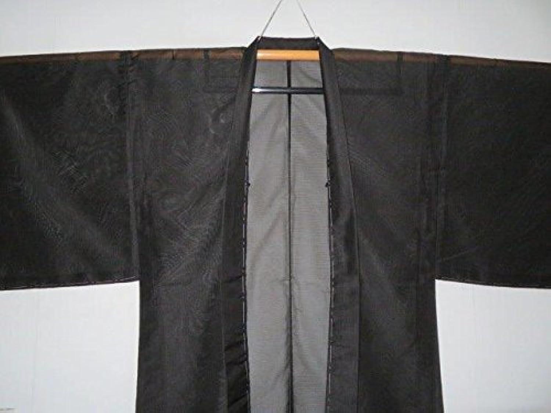 化繊 平絽 男羽織
