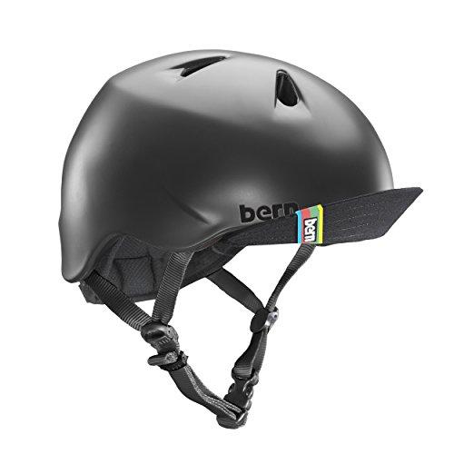 bern(バーン) NINO BE-VJBMBKV-12 BLACK S-M