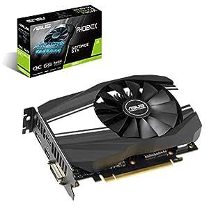 ASUS NVIDIA GTX 1660Ti 搭載 デュアルボールベアリングファン 6GB PH-GTX1660TI-O6G