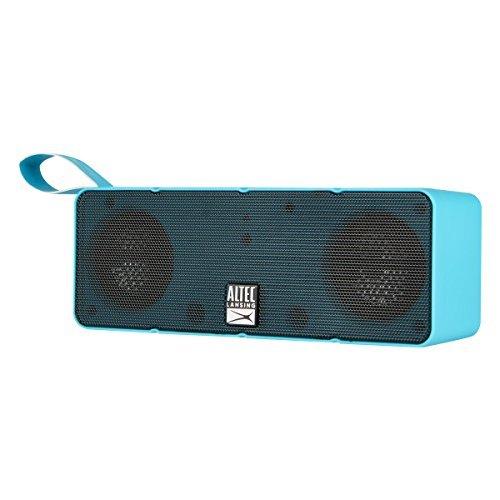 Altec Lansing IMW140-AB Dual Motion Bluetooth Speaker, Aqua Blue [並行輸入品]