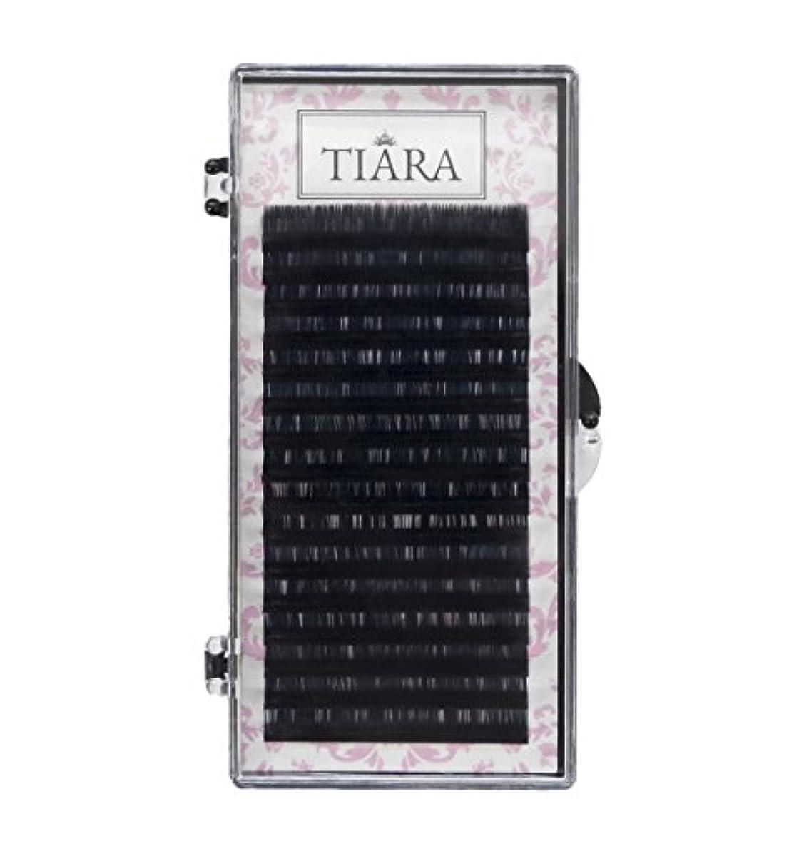 気づくなるパーフェルビッドスプリットTIARA(ティアラ) まつエク商材 ボリュームラッシュ LDカール 11mm(0.05mm)