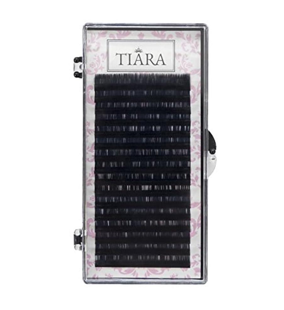 オークションにやにやツインTIARA(ティアラ) まつエク商材 ボリュームラッシュ LDカール 11mm(0.05mm)
