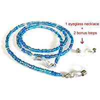 Women's Eyeglass Beaded Chain by Silk Rose