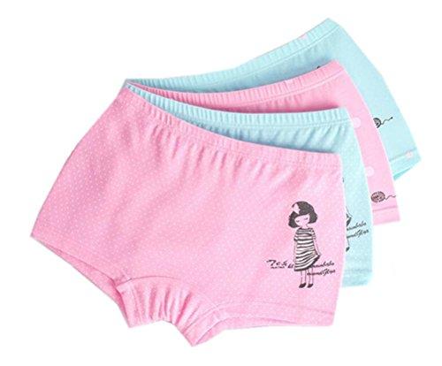 a5370e64cd23f パイミ PAIMI ベビー キッズ 子供 ガールズ 女児パンツ ボクサーパンツ インナー パンツ ショーツ 肌着 下着 日