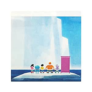 映画ドラえもん のび太の南極カチコチ大冒険 メモパッド・スクエア(ポスター)
