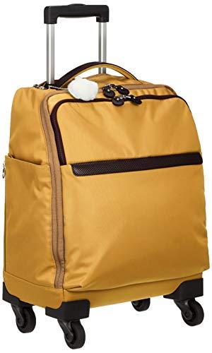 [カナナプロジェクト] スーツケース カナナ PJ10-2ndTR ソフトケース 機内持込可 25L 40cm 2.0kg 55273 02 ローアンバー
