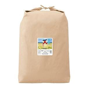 福島県産 玄米 天のつぶ (異物除去調製済) 30Kg 平成29年産