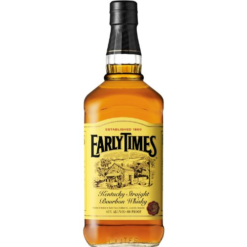 EARLY TIMES イエローラベル [ ウイスキー アメリカ合衆国 1000ml ] B0029ZEKUA 1枚目