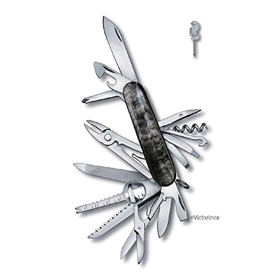 部門仕方磁器ビクトリノックス VICTORINOX 1.6791.61 スイスチャンプ?バッファロー ハンドル91mm、29機能