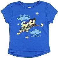 Disney Aladdin Little Girls' Toddler Adventure Tee