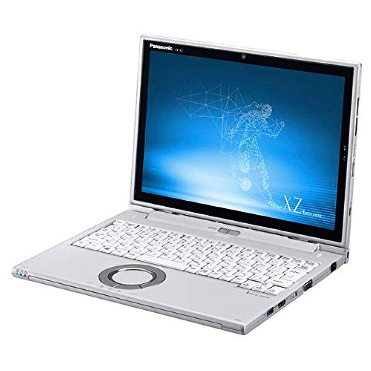 貞発症整然としたパナソニック 12.0型 2-in-1 パソコン Let''s note XZシリーズLet''s note 2019年 春モデル(Core i5/メモリ8GB/SSD 256GB/Office H&B 2019) CF-XZ6CDCQR