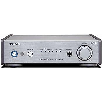 TEAC USB DAC/ステレオプリメインアンプ AI-301DA-SP/S