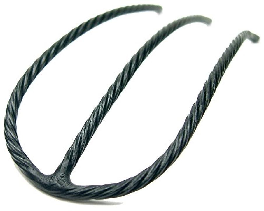 モディッシュ尊敬するロックリトルムーン インナーヘアアクセ Eスティック(スーパーマット) ブラック