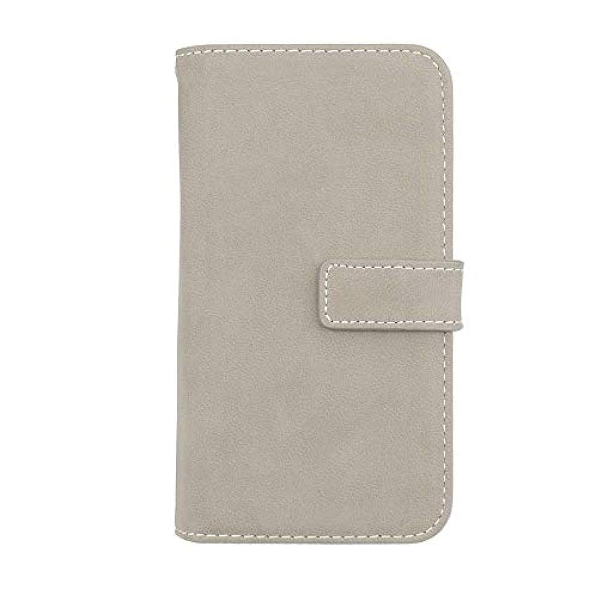 知り合いになる上に築きます環境に優しいXiaomi Redmi 4X 高品質 マグネット ケース, CUNUS 携帯電話 ケース 軽量 柔軟 高品質 耐摩擦 カード収納 カバー Xiaomi Redmi 4X 用, グレー