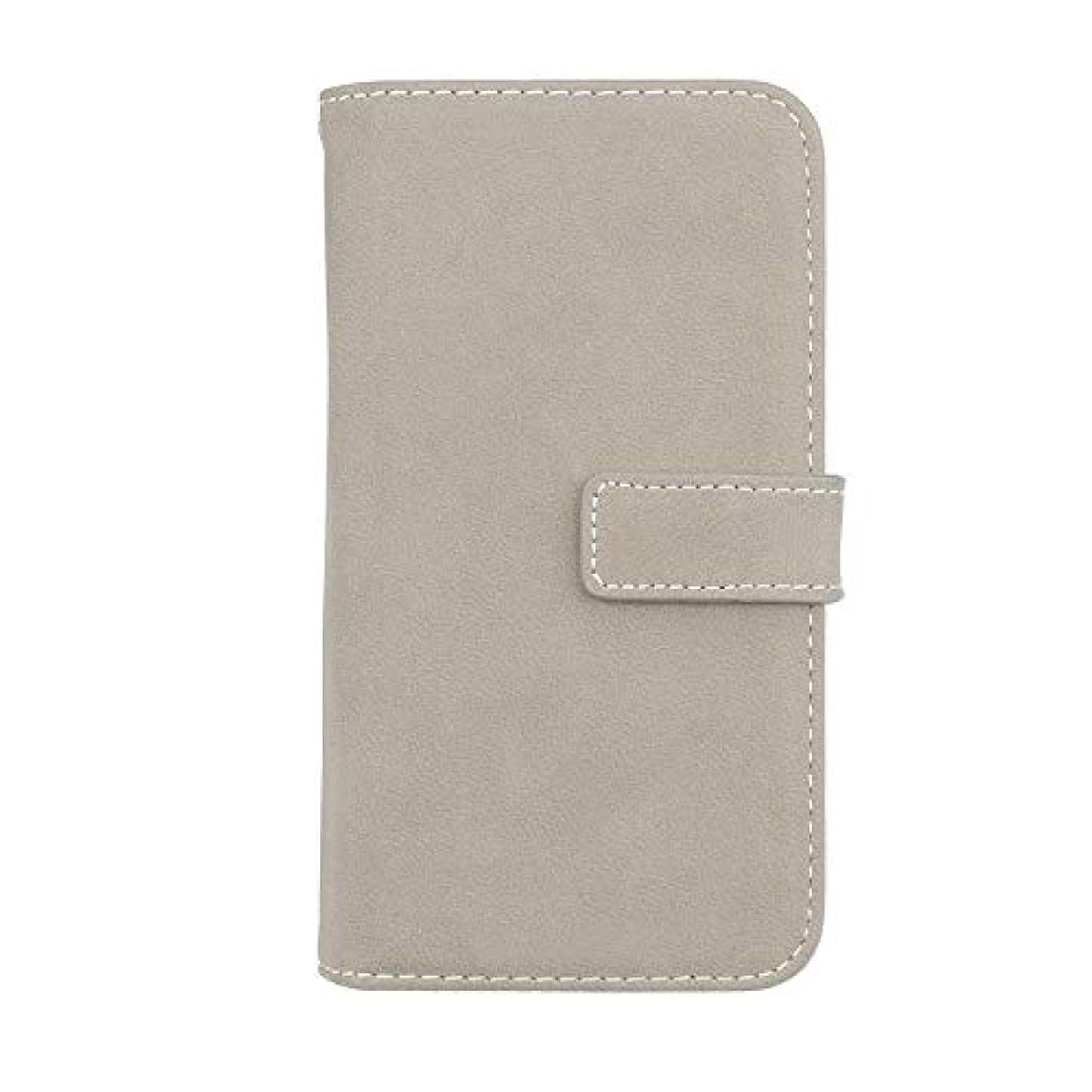 日記粘着性ランドマークXiaomi Redmi 4X 高品質 マグネット ケース, CUNUS 携帯電話 ケース 軽量 柔軟 高品質 耐摩擦 カード収納 カバー Xiaomi Redmi 4X 用, グレー
