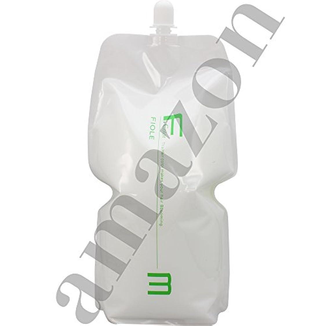 貯水池変色する差別フィヨーレ BLカラー OX 2000ml 染毛補助剤 第2剤 パウチ (OX3%)