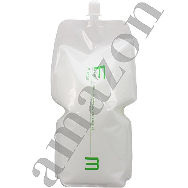 発生する膨らませる明確にフィヨーレ BLカラー OX 2000ml 染毛補助剤 第2剤 パウチ (OX3%)