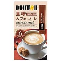 ドトールコーヒー ドトール 黒糖カフェ・オ・レ 13g×6P×36箱入