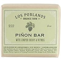 ピニョンバー(マツの石鹸)130g ロスポブラノス LOS POBLANOS[ヘルスケア&ビューティー]