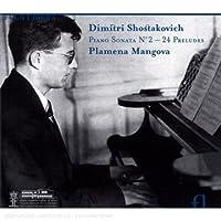 Preludes Op 34 Piano Sonata by DIMITRI SHOSTAKOVICH (2007-09-01)