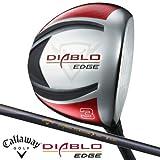 【2010年モデル】キャロウェイ ゴルフ ディアブロ エッジ レッド (DIABLO EDGE Red) フェアウェイウッド オリジナル カーボンシャフト #7/SR
