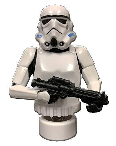 Chroma 48027 White Stormtrooper Dashboard Auto Ornament