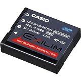 カシオ計算機 デジタルカメラ用リチウムイオン充電池 EX-ZR100/H30用 NP-130A