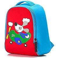 CXQ かわいい子供の学校バッグ幼稚園1?4歳の少年少女の赤ちゃんの漫画の肩反ロストバックパック (Size : M)