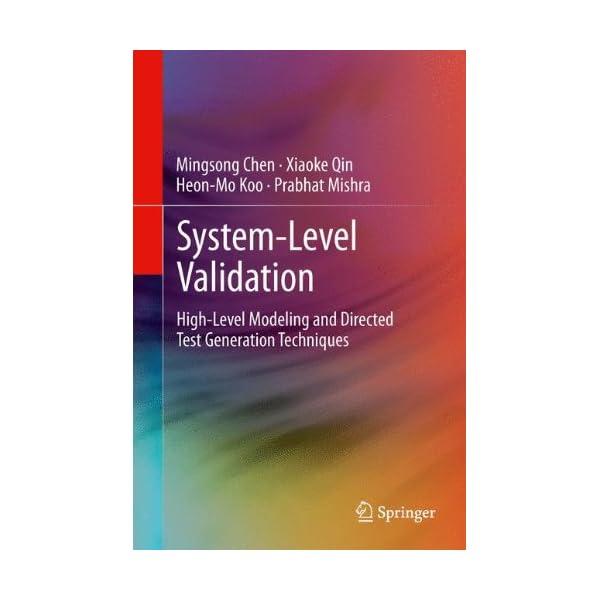 System-Level Validation:...の商品画像