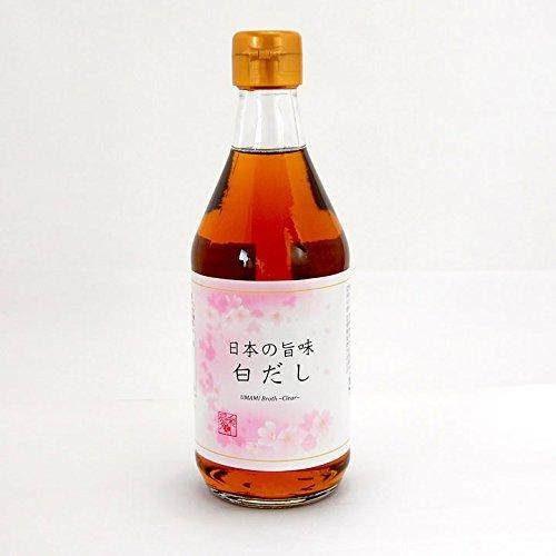 プレマシャンティ 日本の旨味 白だし 400ml