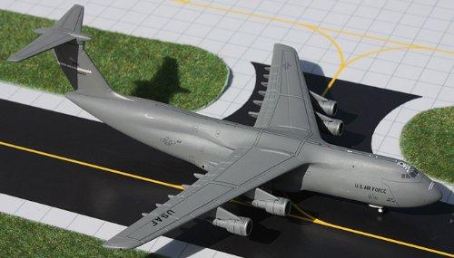 1: 400 ジェミニMACS US Air Force Lockheed C-5 Galaxy Wright Patterson AFB (並行輸入)