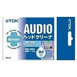 TDK 湿式カセットレコーダー用オーディオヘッドクリーナー HCW-22UF
