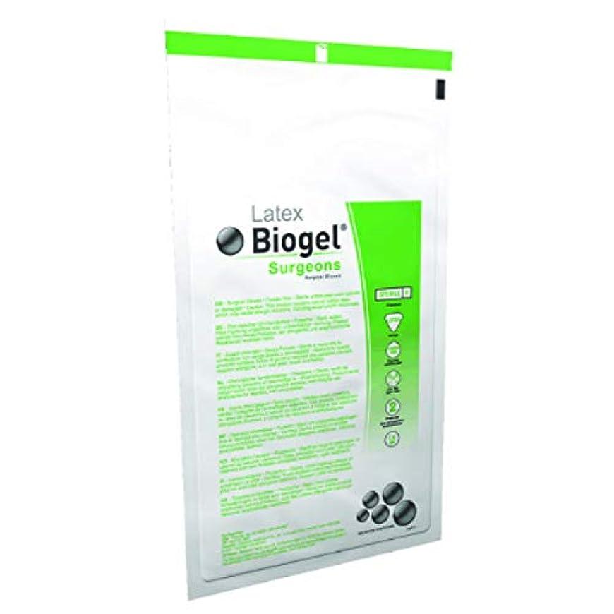 戦略和解する癒すBiogel Surgeons Gloves - Latex Powder Free - Sterile - 7.0 (50 Pairs) by Biogel