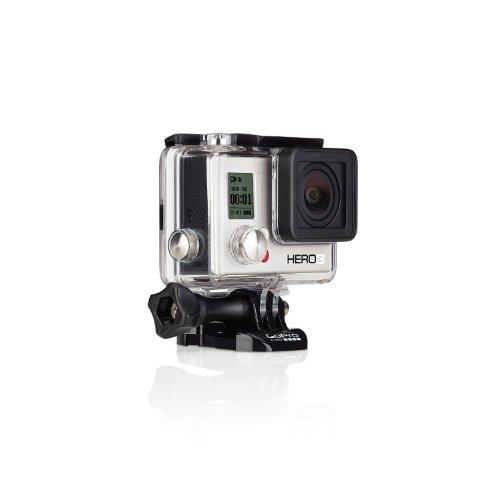 【国内正規品】 GoPro ウェアラブルカメラ HERO3 ホワイトエディション(40m防水ハウジンク゛Ver.) CHDHE-30...
