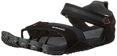 (サジ)sazzi Digit Runner Black/Grey US10サイズ