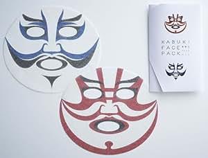 歌舞伎フェイスパック KABUKI FACE PACK