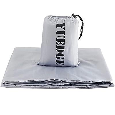 YUEDGE Travel Camping Sheet Sleeping Bag Liner Compact Sleep