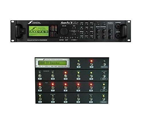 FRACTAL AUDIO SYSTEMS Axe-Fx II XL PLUS+MARK Ⅲ SET