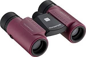 OLYMPUS 双眼鏡 8x21 小型軽量 防水 マゼンタ 8X21RC II WP MGT