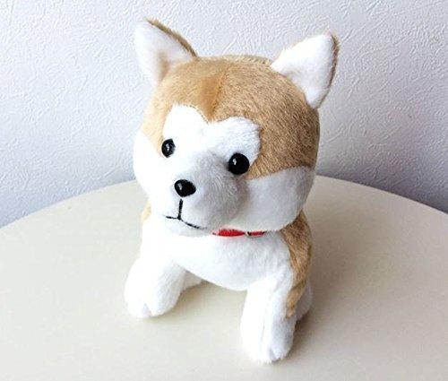 秋田犬 大館 ぬいぐるみ 大人気 忠犬 平昌オリンピック ザギトワさんに贈られた商品です!