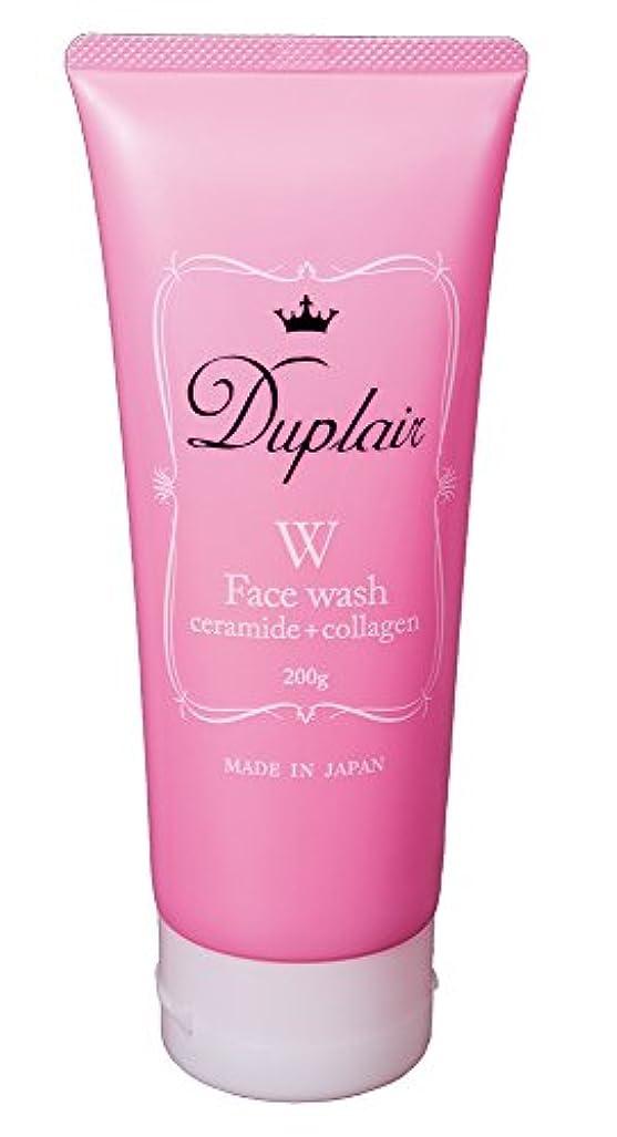 アジア人ヒール酸度デュプレール WC洗顔フォーム 200g