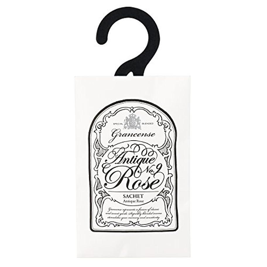スクラップメアリアンジョーンズ宝グランセンス サシェ(約2~4週間) アンティークローズ 12g(芳香剤 香り袋 アロマサシェ カシスの青さとローズをミックスした印象深い香り)