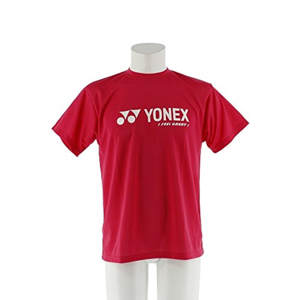 排除するアルミニウムペック(ヨネックス)YONEX ベリークールTシャツ