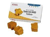 FXプリンティングシステム Solid Ink 8400 Yellow 108R00607