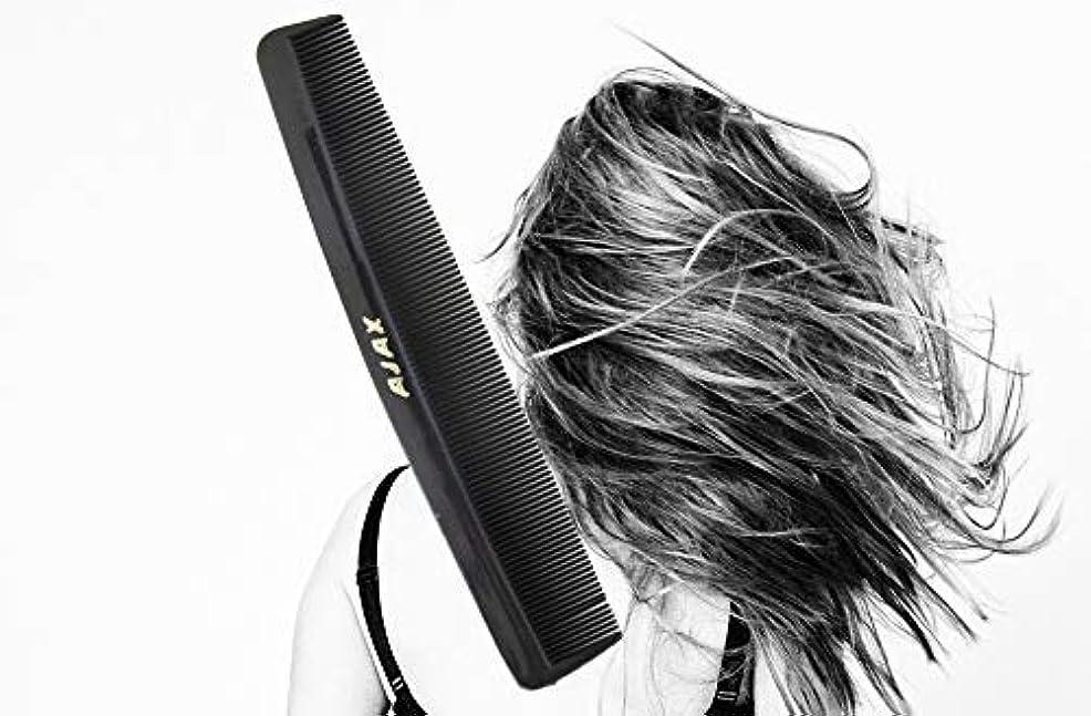 チョコレート箱最後のAjax Unbreakable Hair Combs Super Flexible Pocket Sized - Proudly Made in the USA (Pack of 6) [並行輸入品]