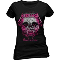 Metallica Wherever I May Roam Ladies Black T-Shirt