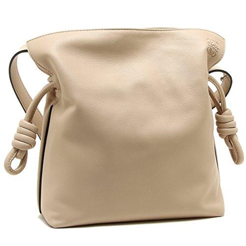 ロエベ バッグ LOEWE 334 87 K65 1190 フラメンコ FLAMENCO KNOT SMALL BAG レディース ショルダーバッグ 無地 ASH [並行輸入品]